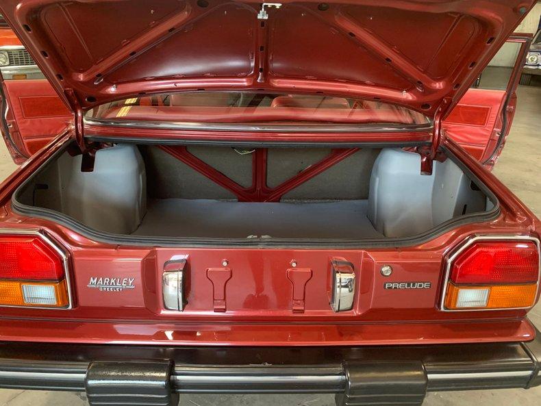 1982 Honda Prelude