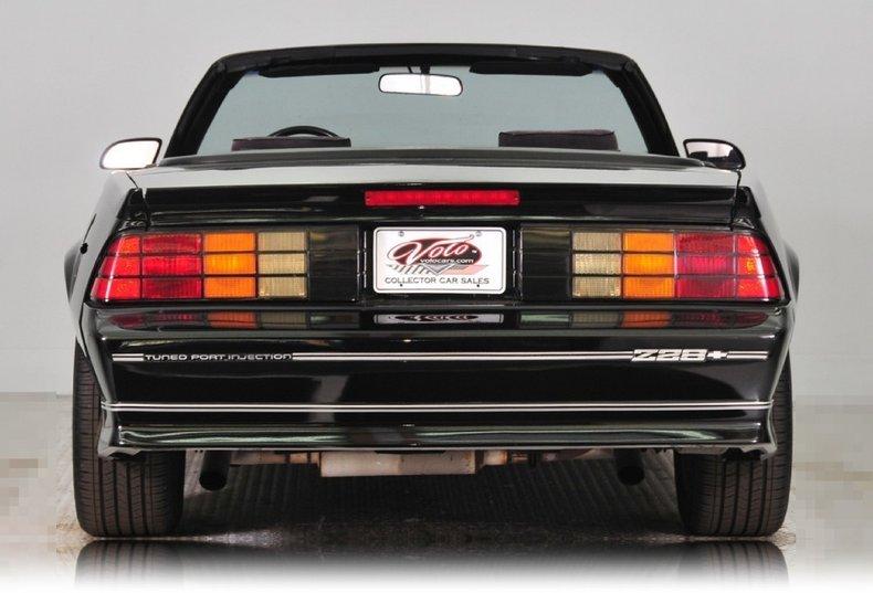 1992 Chevrolet Camaro
