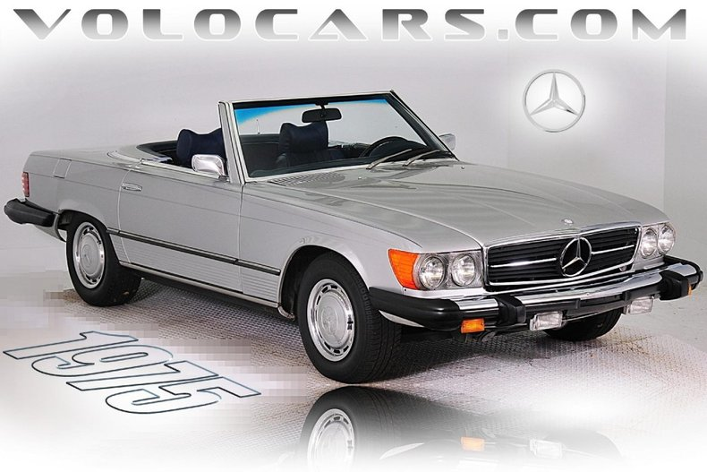 1975 Mercedes-Benz