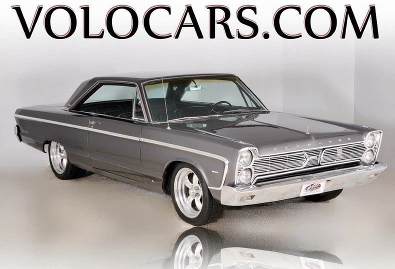 1965 Plymouth Fury