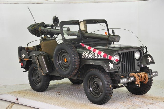 1955 willys m38a1 military jeep