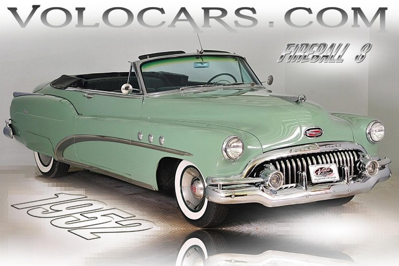 1952 Buick  For Sale