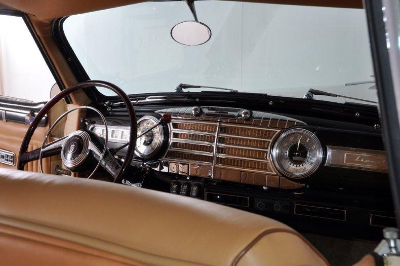 1947 Lincoln Continental