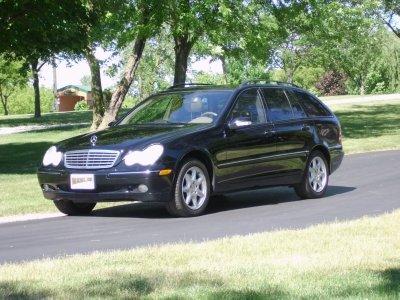 2003 mercedes benz c320