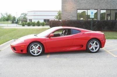 2001 Ferrari Modena