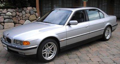 2000 BMW 750 Il