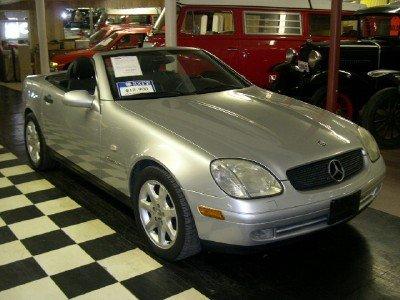 1998 slk 230