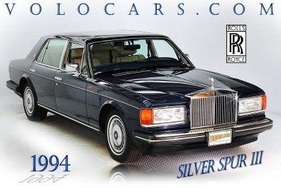 1994 rolls royce silver spur iii