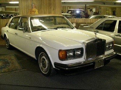1993 Rolls-Royce Silver Spur II