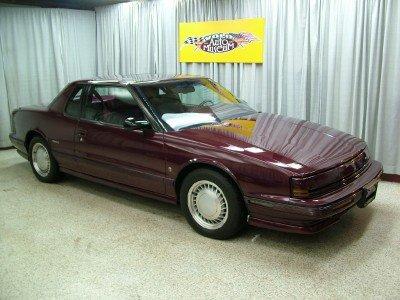 1991 oldsmobile toronado