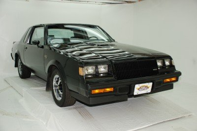 1987 buick gn