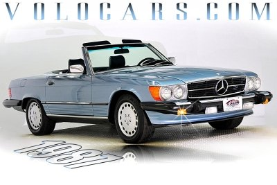 1987 Mercedes-Benz
