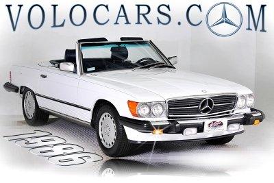 1986 Mercedes-Benz