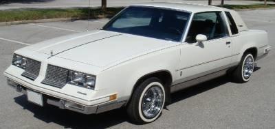 1985 Oldsmobile Cutlass Supreme | Volo Auto Museum