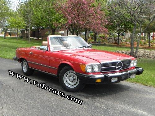 1983 Mercedes-Benz