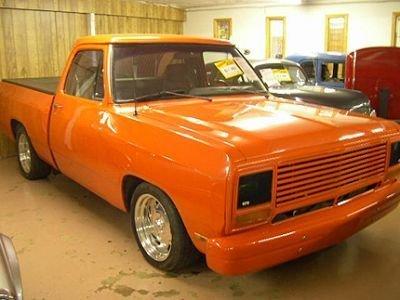 1982 Dodge Truck