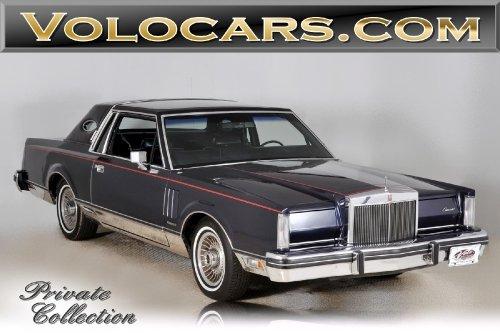 1982 Lincoln