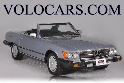 1982 Mercedes-Benz
