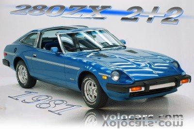 1981 datsun 280 zx 2 2