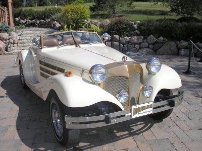 1981 1936 mercedes benze