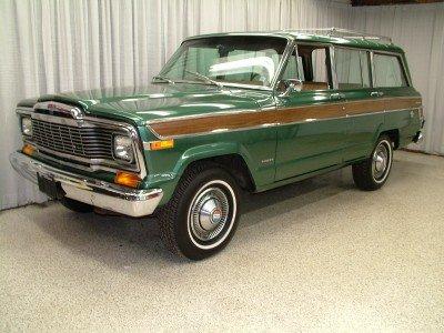 1979 AMC Jeep