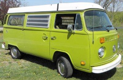 1978 volkswagen westfalia