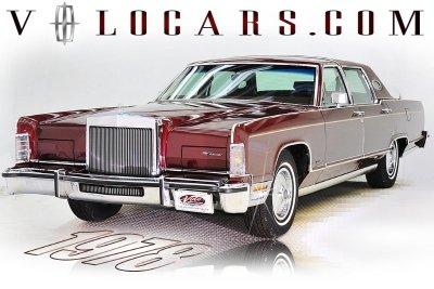 1978 Lincoln