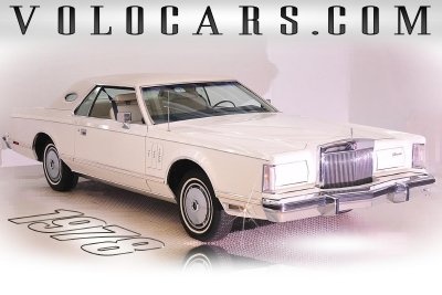 1978 Lincoln MK 7