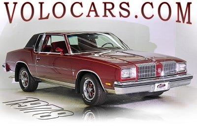 1978 oldsmobile cutlass