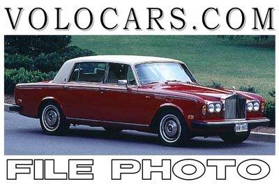 1977 rolls royce silver wraith ii