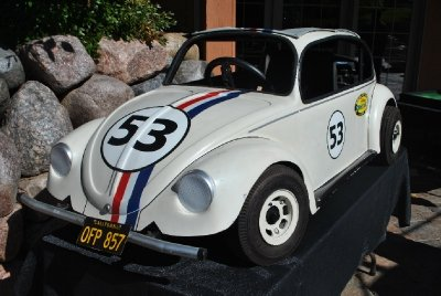 1974 volkswagen beetle herbie fully loaded