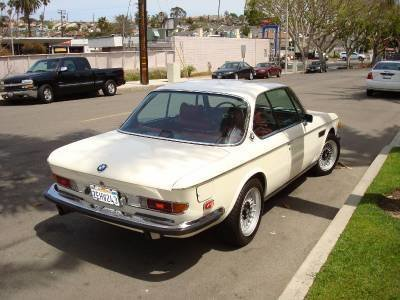 1973 bmw 3 0 cs coupe