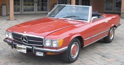 1973 Mercedes-Benz