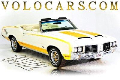 1972 oldsmobile hurst olds