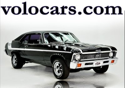 1972 Chevrolet Nova | Volo Auto Museum