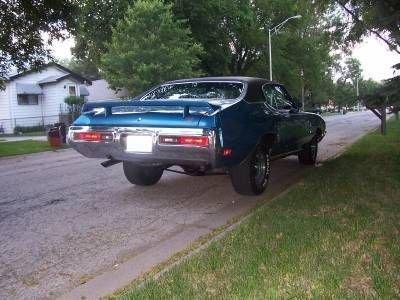 1971 buick