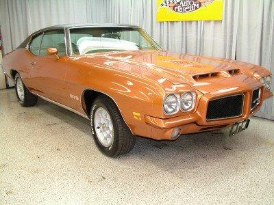 1971 Pontiac