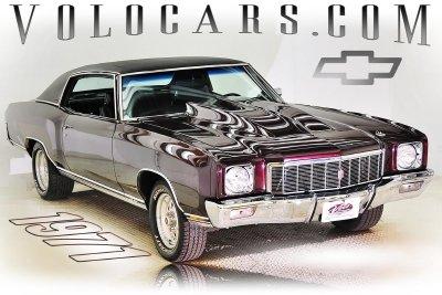 1971 Chevrolet Monte Carlo | Volo Auto Museum