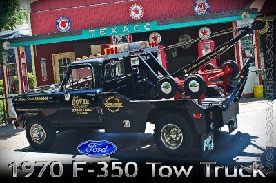 1970 Ford Truck