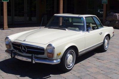 1970 Mercedes-Benz