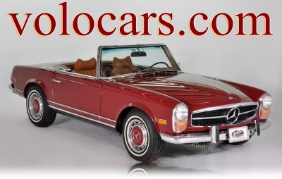 1970 mercedes benz