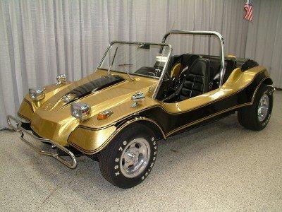 1969 Volkswagen Dune Buggy