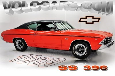 1969 Chevrolet Super Sport