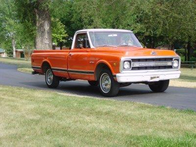 1969 Chevrolet