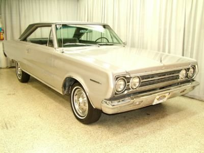 1967 plymouth