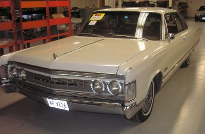1967 Chrysler Crown Imperial