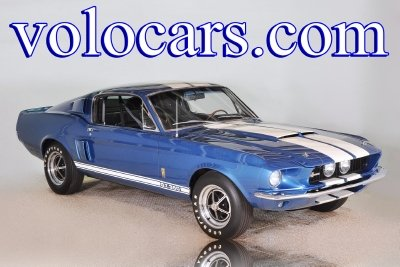 1967 ford shelby