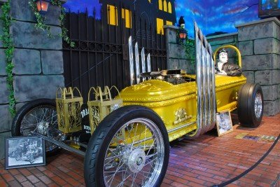 1966 Drag U La Munsters Coffin Car