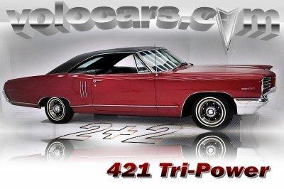 1966 pontiac 2 2