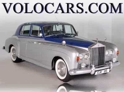 1965 rolls royce